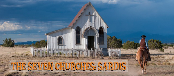 The Seven Churches – Sardis