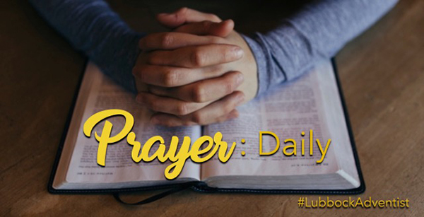 Prayer: Daily