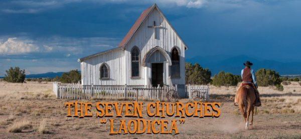 The 7 Churches – Laodicea