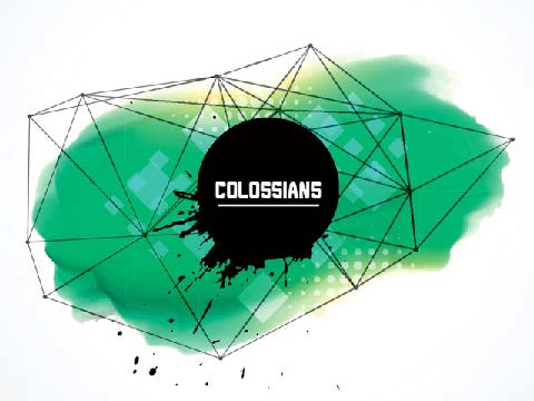 Colossians – Complete The Work