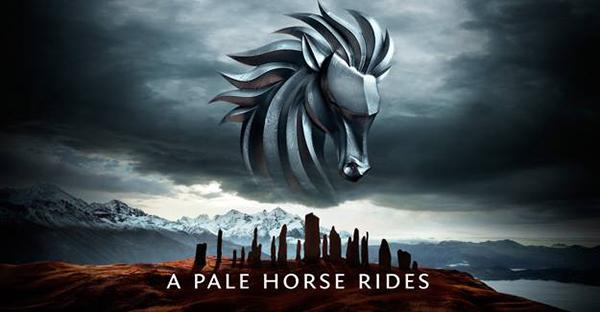A Pale Horse Rides